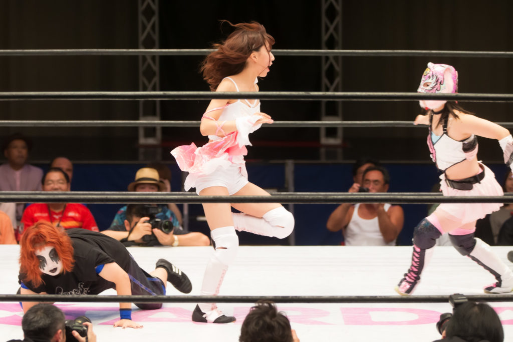 STARDOM High Speed Championship (2019-08-10)