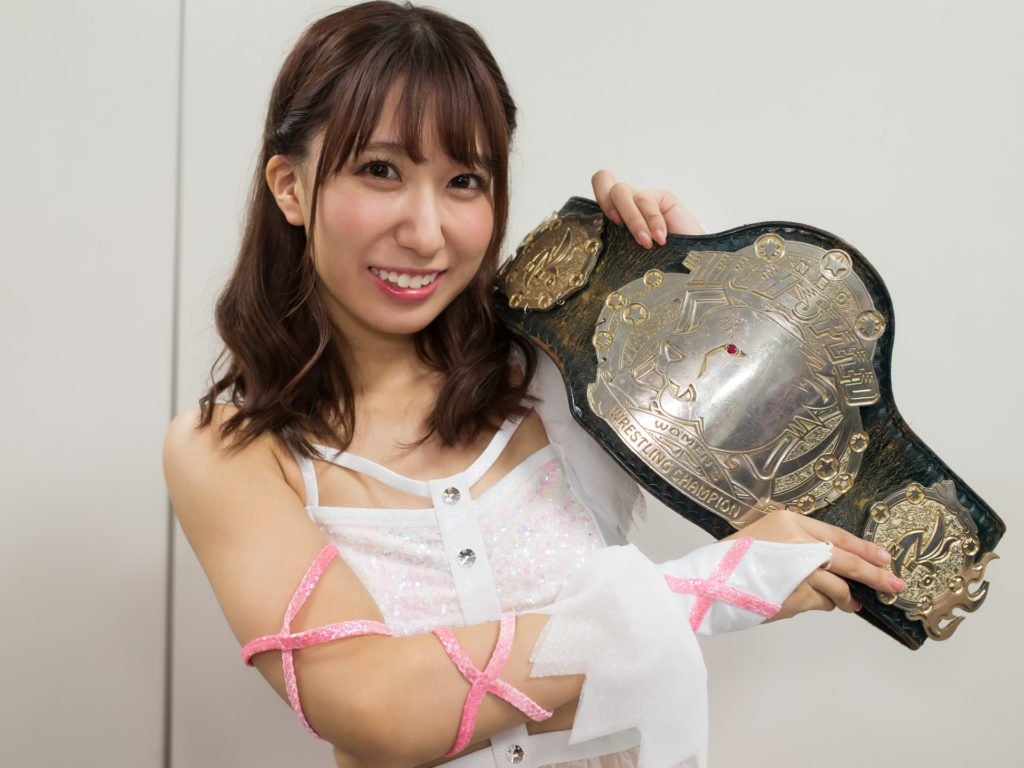 Riho with High Speed Championship