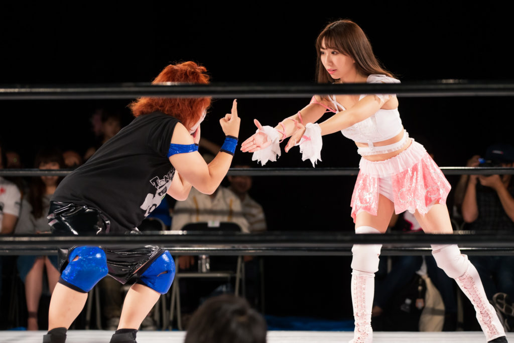 Riho on STARDOM 5STAR GP 2019 Special in Nagoya 05