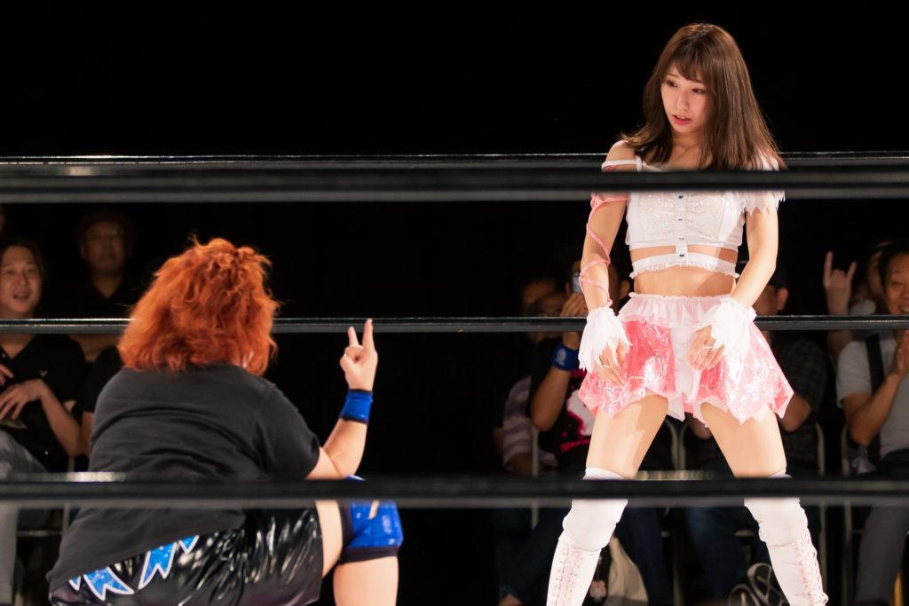Riho on STARDOM 5STAR GP 2019 Special in Nagoya 08