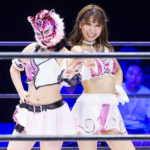 Riho on GODDESS OF STARDOM Osaka 2019/10/19 Nighttime 22