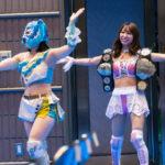Riho on GODDESS OF STARDOM Okayama 2019/10/19 01