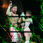 Riho on DDT Ultimate Party 2019 04