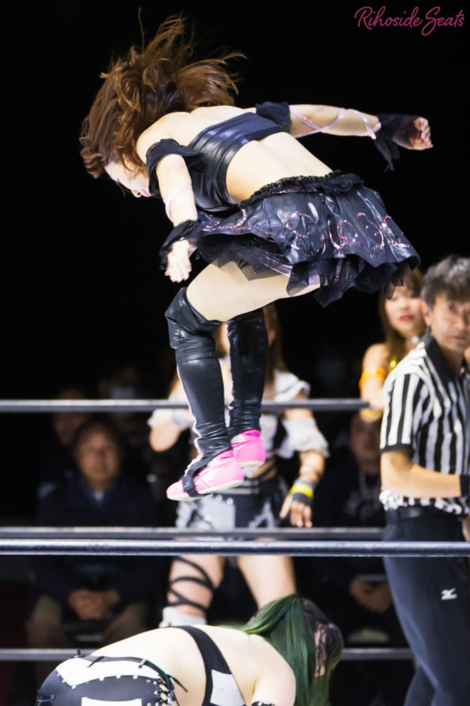 Riho on STARDOM OSAKA 20200111 Evening 06