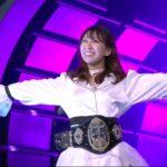 Riho on AEW Dynamite Jacksonville 20200101 01
