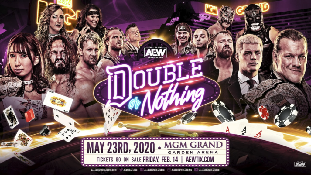 Double or Nothing 2 poster
