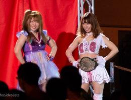 STARDOM 20200727 Nagoya Riho 01