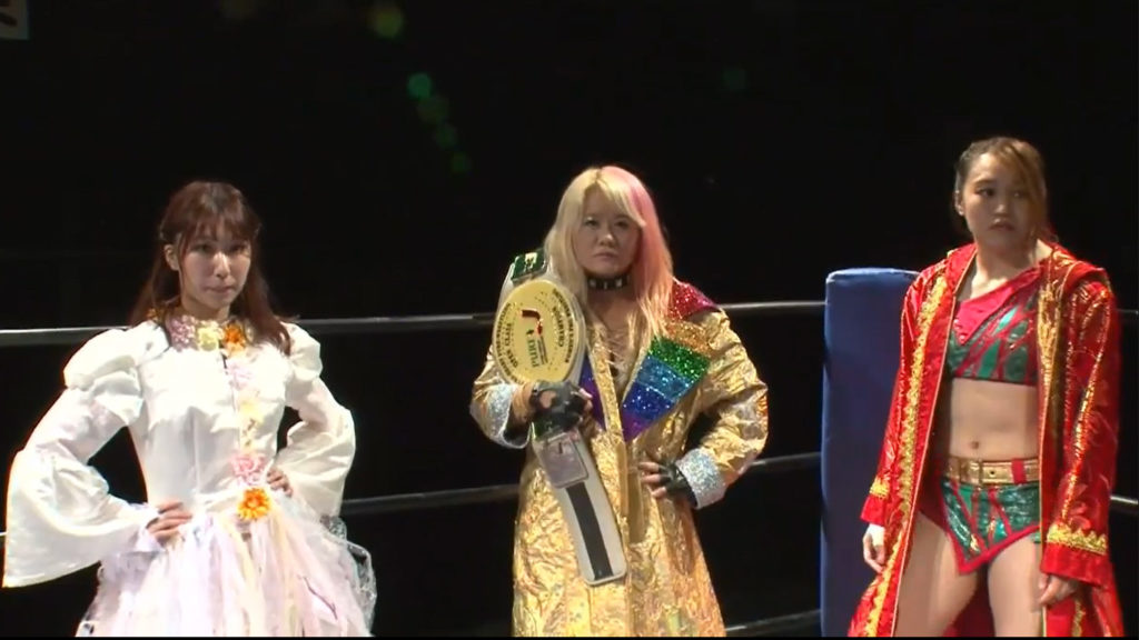 NicoPro Makoto produced match RihoSyuriHana01