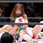 Riho on STARDOM Korakuen 20200928 10