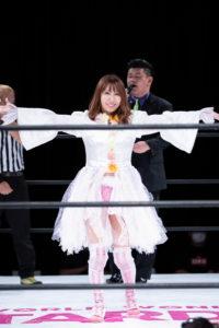 Riho in Stardom Fukuoka 20200912 Daytime 5