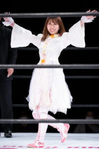 Riho in Stardom Fukuoka 20200912 Evening 2