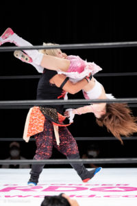 Riho in Stardom Fukuoka 20200912 Evening 7