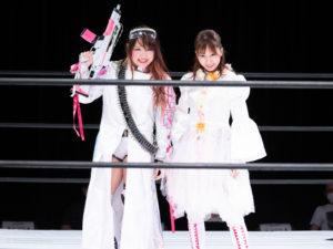 Riho in Stardom Fukuoka 20200913 2