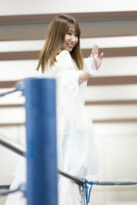Riho on STARDOM 20201025 02