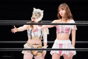 Riho on STARDOM NAGOYA Rainbow Fight 04