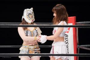 Riho on STARDOM NAGOYA Rainbow Fight 05