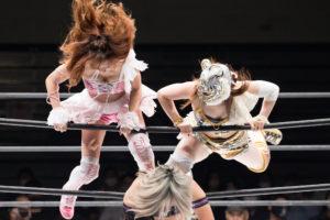 Riho on STARDOM NAGOYA Rainbow Fight 06