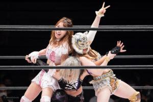 Riho on STARDOM NAGOYA Rainbow Fight 07