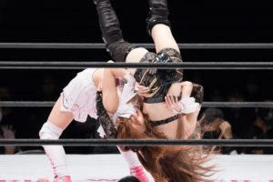 Riho on STARDOM NAGOYA Rainbow Fight 09
