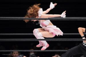 Riho on STARDOM NAGOYA Rainbow Fight 11