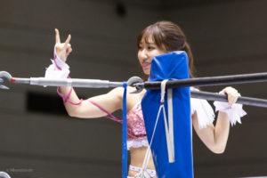Riho on STARDOM Osaka 20201010 10