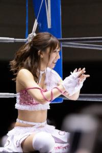 Riho on STARDOM Osaka 20201010 14