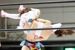 Riho on STARDOM Osaka 20201010 17