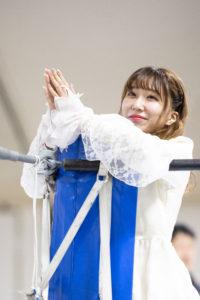 Riho on STARDOM Kanazawa 20201017 02