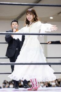 Riho on STARDOM Kanazawa 20201017 03