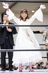 Riho on STARDOM Kanazawa 20201017 04