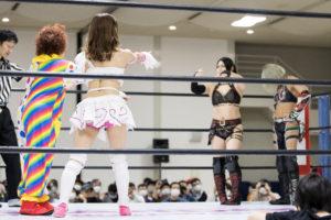 Riho on STARDOM Kanazawa 20201017 05
