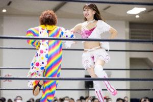 Riho on STARDOM Kanazawa 20201017 09