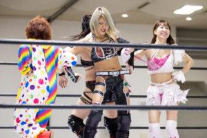 Riho on STARDOM Kanazawa 20201017 10
