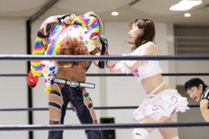Riho on STARDOM Kanazawa 20201017 17