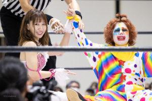 Riho on STARDOM Kanazawa 20201017 19