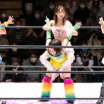 Riho on STARDOM Korakuen 20201018 24