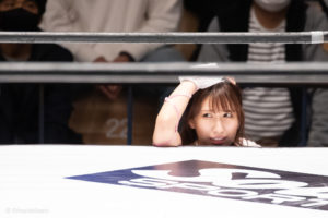 Riho on STARDOM Korakuen 20201018 26