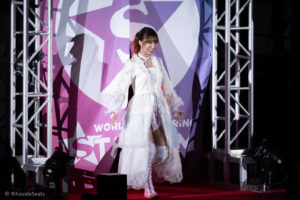 Riho on STARDOM YOKOHAMA CINDERELLA 2020 01