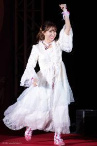 Riho on STARDOM YOKOHAMA CINDERELLA 2020 03