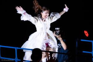 Riho on STARDOM YOKOHAMA CINDERELLA 2020 04