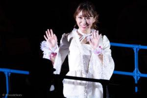 Riho on STARDOM YOKOHAMA CINDERELLA 2020 05