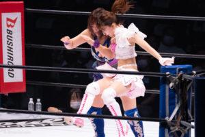 Riho on STARDOM YOKOHAMA CINDERELLA 2020 12