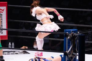 Riho on STARDOM YOKOHAMA CINDERELLA 2020 13