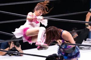 Riho on STARDOM YOKOHAMA CINDERELLA 2020 16
