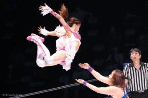 Riho on STARDOM YOKOHAMA CINDERELLA 2020 18