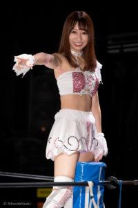 Riho on STARDOM Shinkiba 20201107 02