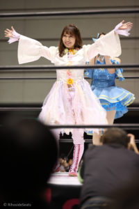 Riho on STARDOM Osaka in 20201108 03