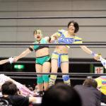 Riho on STARDOM Osaka in 20201108 09