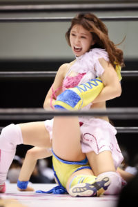 Riho on STARDOM Osaka in 20201108 10
