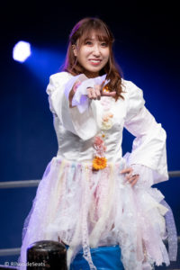 Riho on STARDOM Sendai 20201115 02